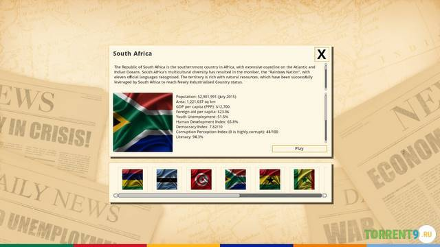Democracy 3 Africa