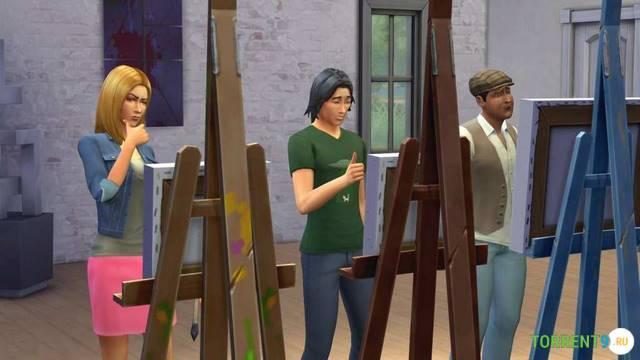 Sims 4 (Симс 4)