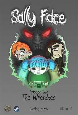 Sally Face Episode 1-4