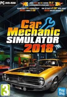 Car Mechanic Simulator 2018