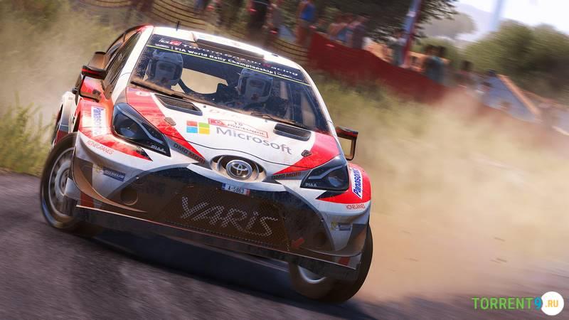 WRC 7 FIA World Rally Championship