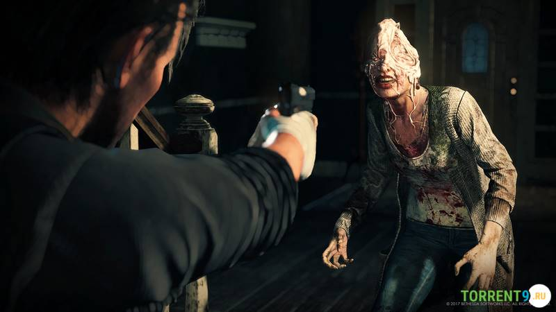 The Evil Within 2 Xatab