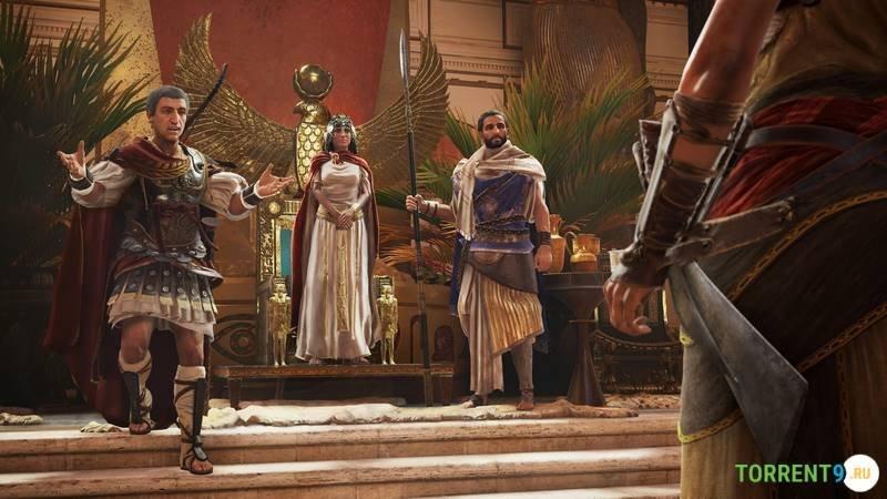 Assassins Creed Origins Gold Edition
