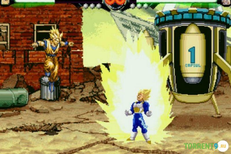 Dragon Ball Z M.U.G.E.N.