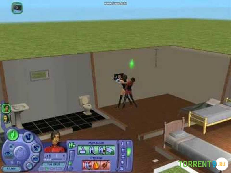 The Sims 2 BDSM Latex Fantasy