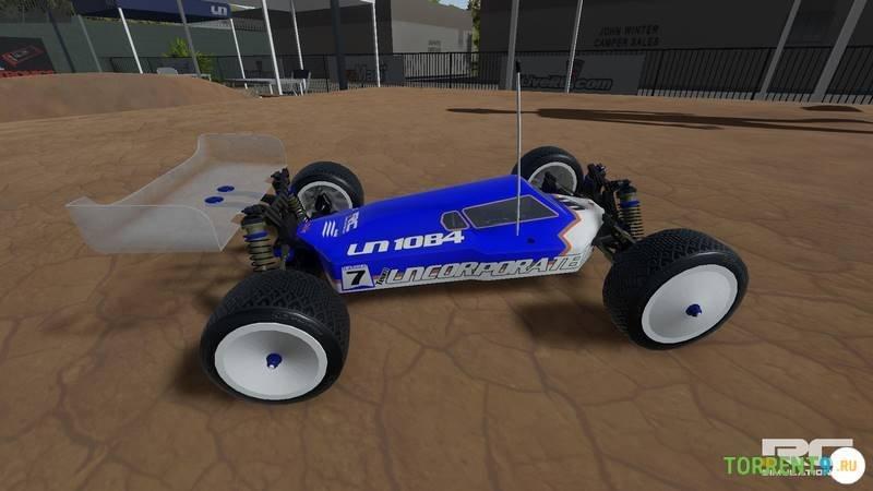 RC Simulation 2.0