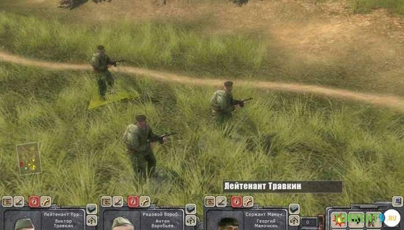В тылу врага 2 Лис пустыни