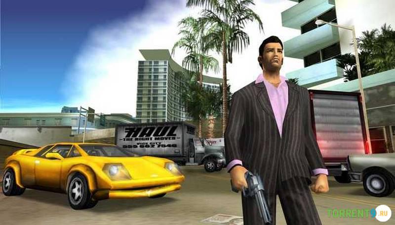 GTA - Vice City Deluxe