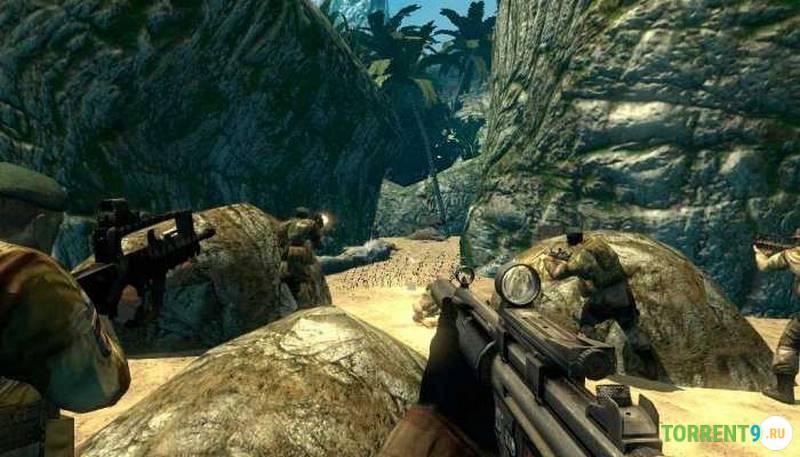 Code of Honor 2 Засекреченный Остров