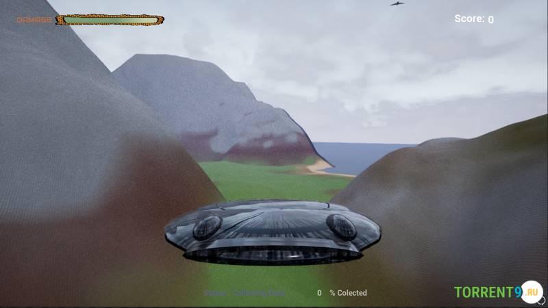 Alien Invasion 3d