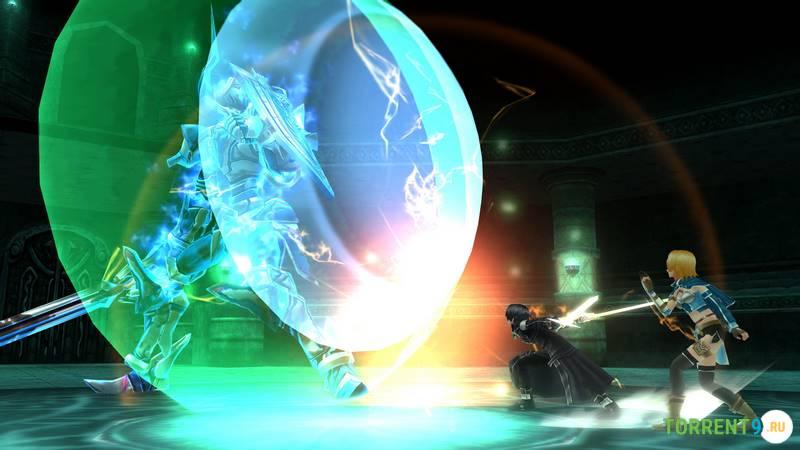 Sword Art Online Re Hollow Fragment