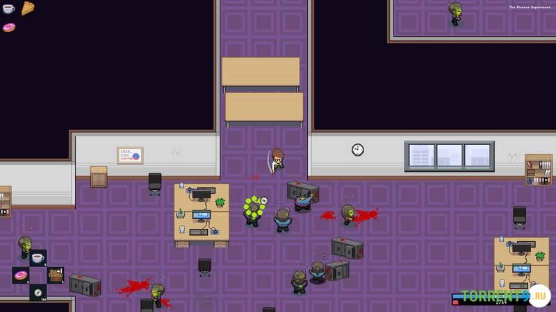Zombie Office Politics