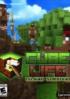 Cube Life Island Survival