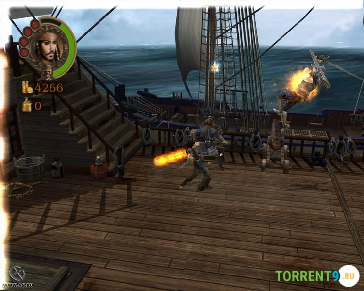 Пираты Карибского Моря. Легенда о Джеке Воробье
