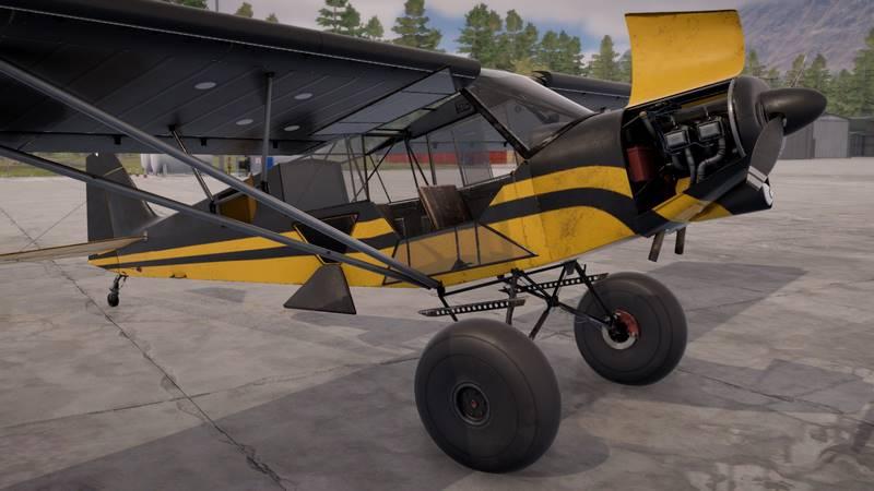 Deadstick Bush Flight Simulator