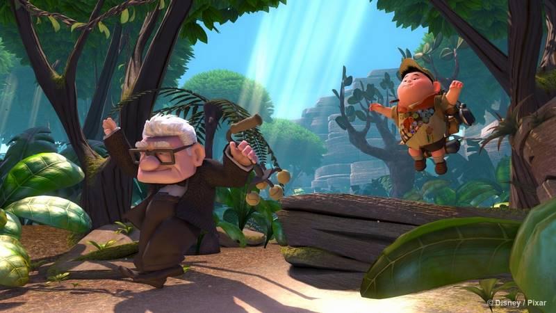 Rush A Disney Pixar Adventure