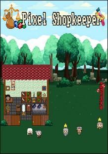 Pixel Shopkeeper