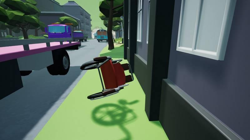 Wheelchair Simulator