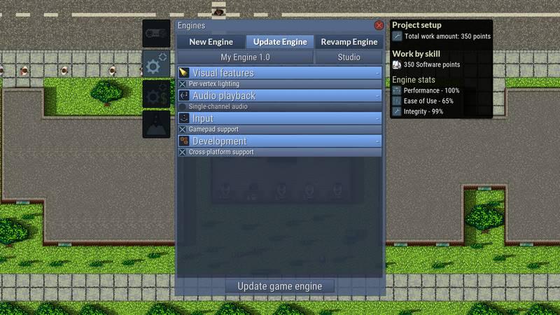 Game Dev Studio