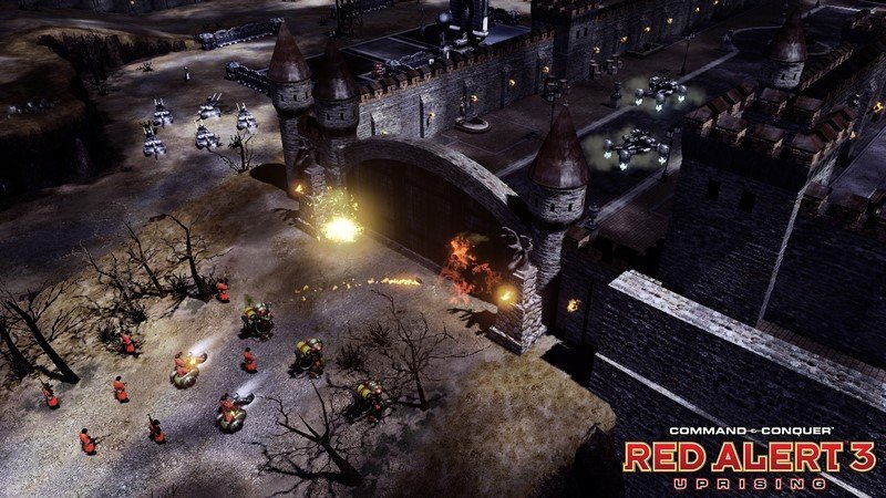 Command & Conquer Red Alert 3 – Uprising