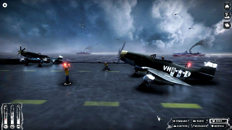 Aircraft Carrier Survival