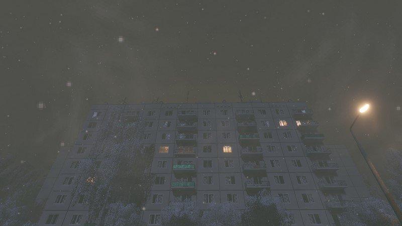 IT'S WINTER (ШХД: ЗИМА)