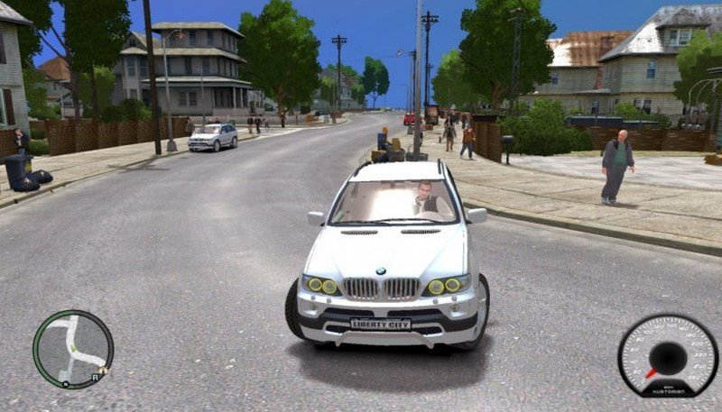 Grand Theft Auto IV - Final Mod