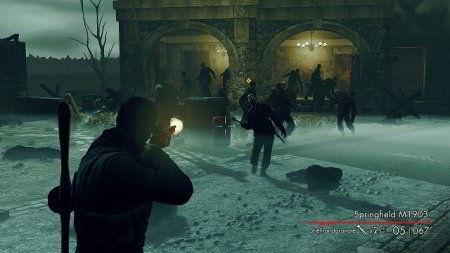 Скачать Игру Снайпер Элит Зомби - фото 9