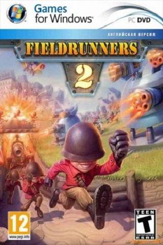 скачать игру Fieldrunners 2 на компьютер через торрент - фото 10