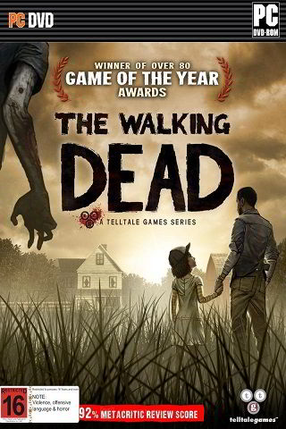 The Walking Dead эпизод 1