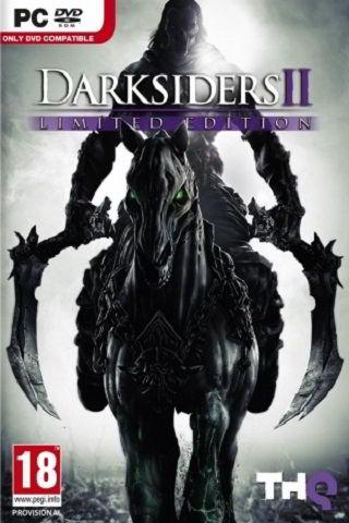 Скачать darksiders 2 через торрент