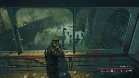 скачать игру снайпер элит 1 зомби через торрент бесплатно