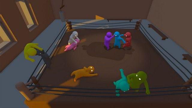 скачать игру gang beasts от механиков