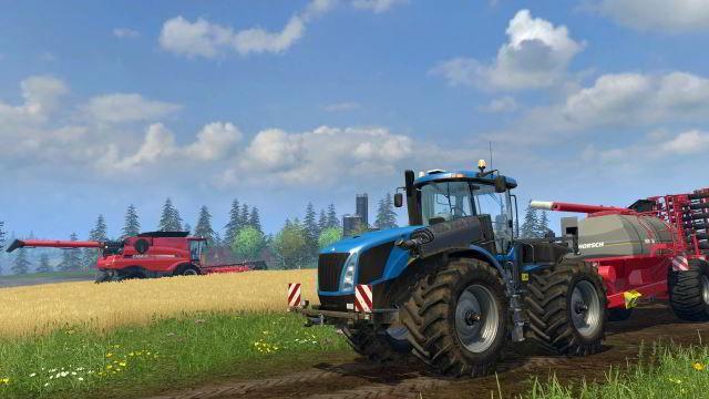 скачать игру фермер симулятор 15 - фото 2