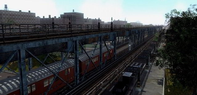 World of Subways Vol. 4: New York Line 7