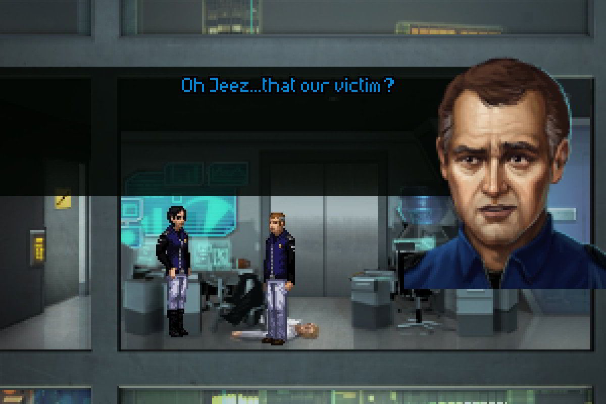Technobabylon: Deluxe Edition