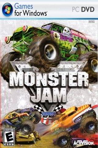 Скачать monster jam торрент