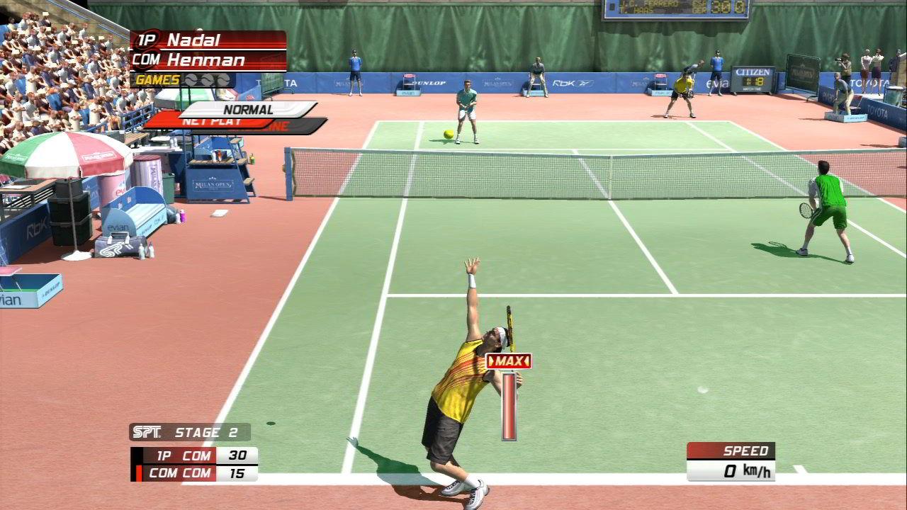 Симулятор тенниса скачать
