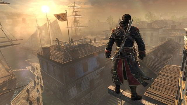 Assassin s Creed: Rogue (2 15) PC | RePack от R G