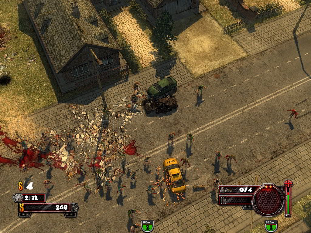 Zombie driver скачать на пк