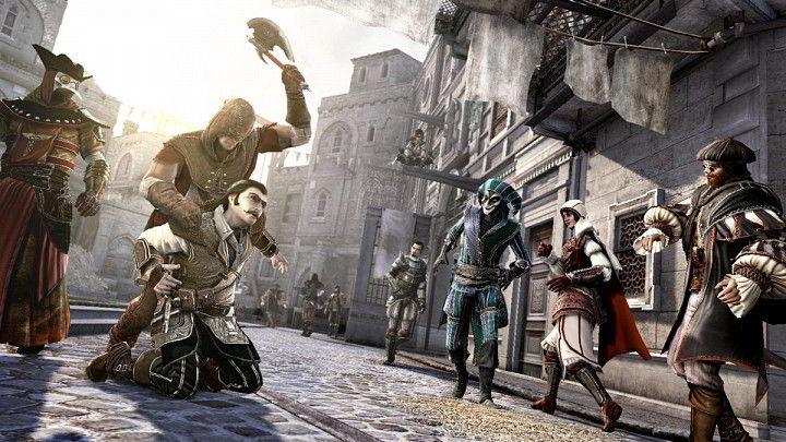 Скачать assassins creed 1 установочный файл