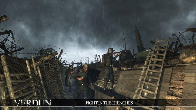 Verdun скачать торрент механики - фото 4