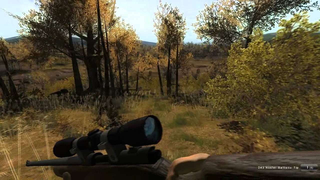 Скачать симулятор the hunter