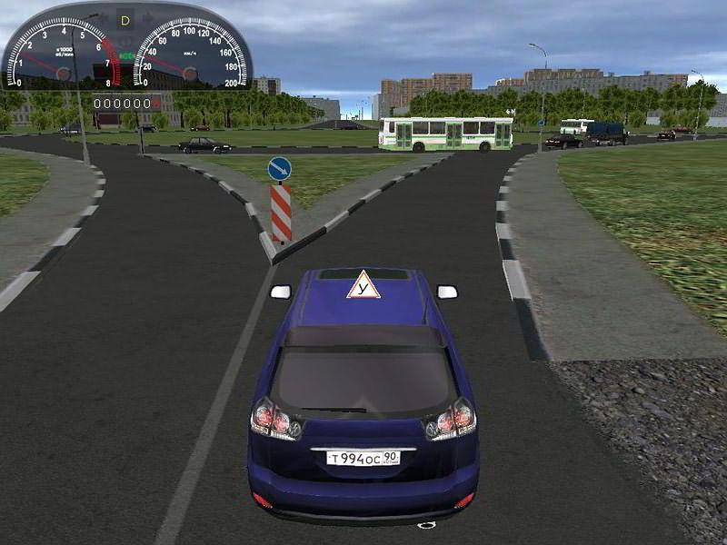 Скачать учебный симулятор вождения скачать бесплатно