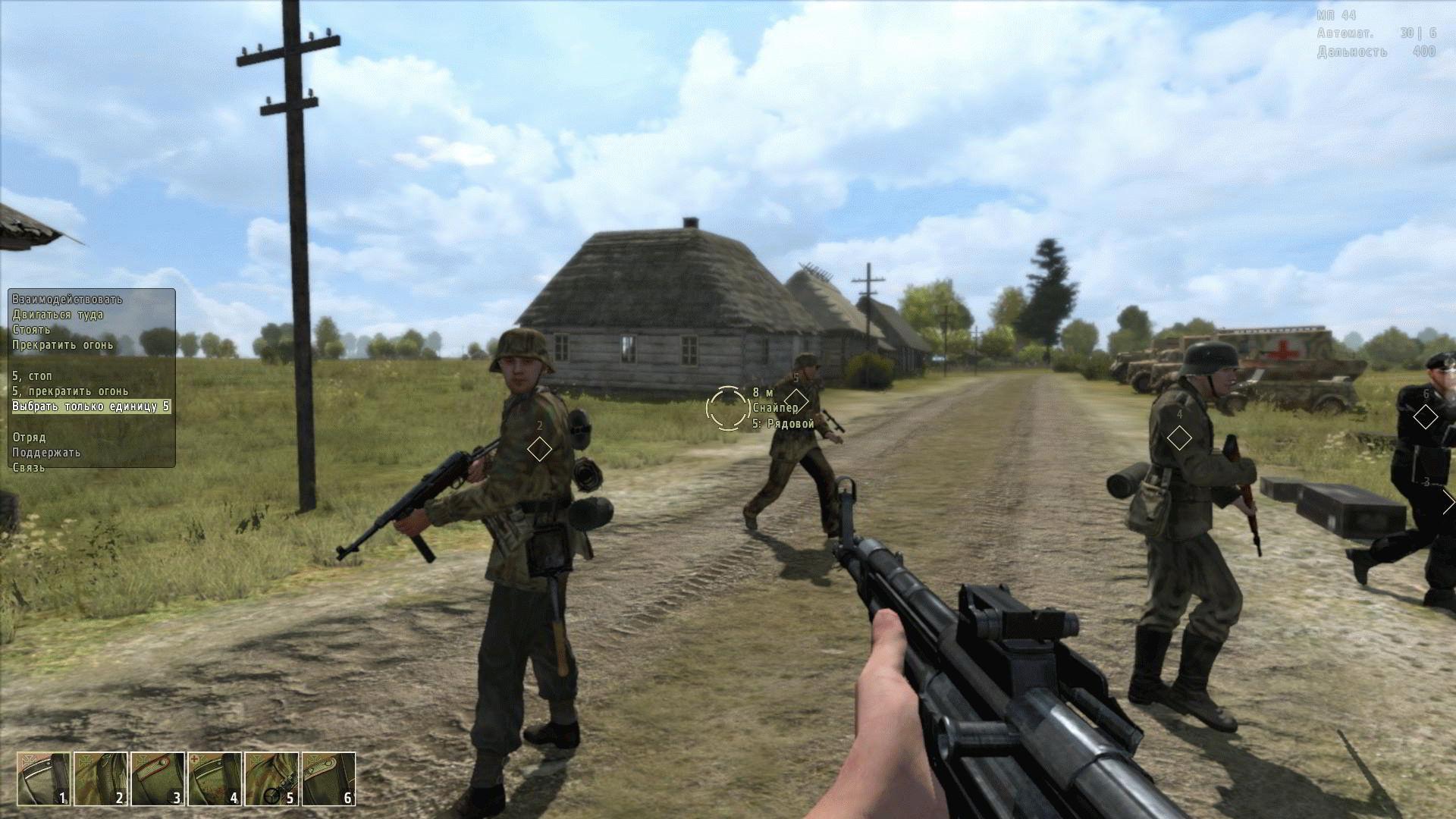 Iron front liberation 1944 моды скачать торрент