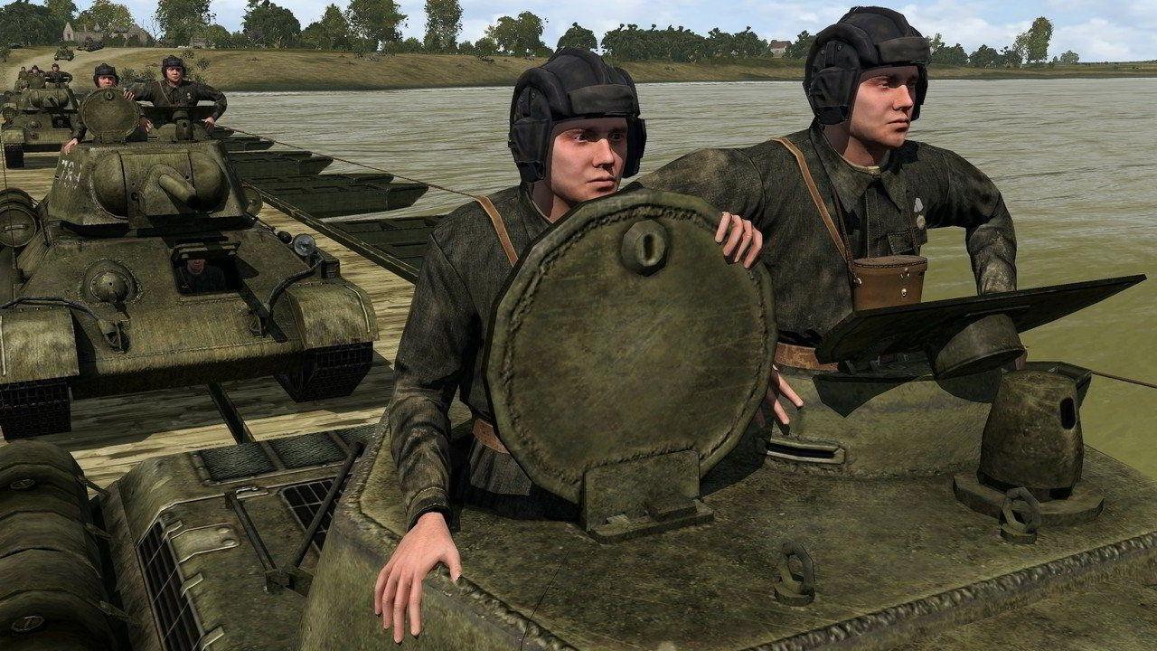 Operation flashpoint liberation 1941-1945 v1. 09 final скачать.