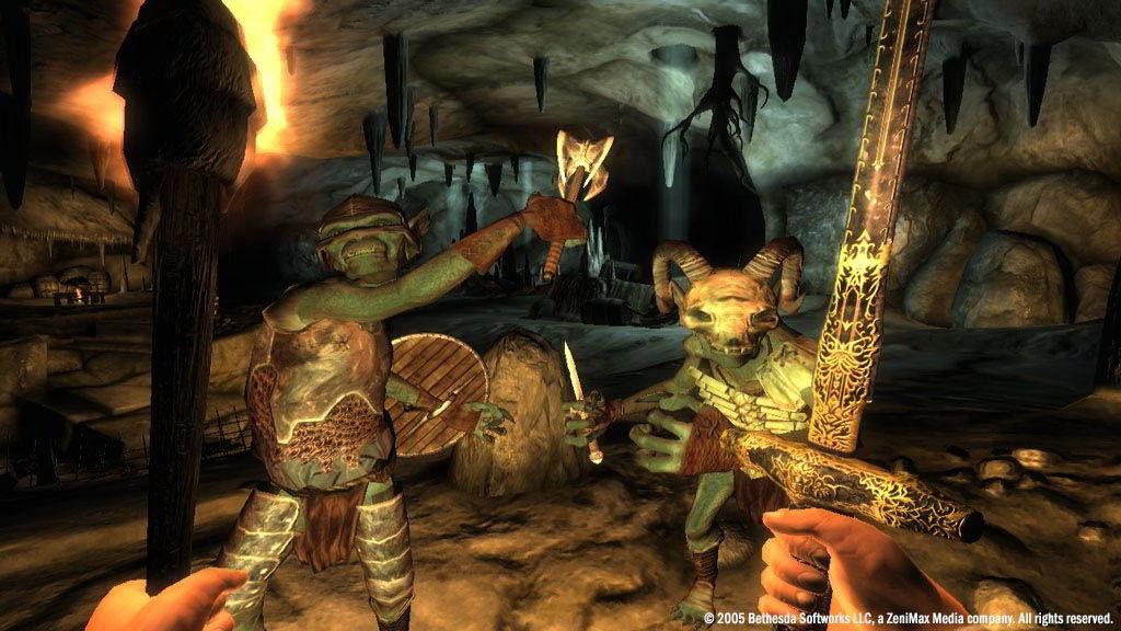 скачать игру the elder scrolls 4 oblivion на пк