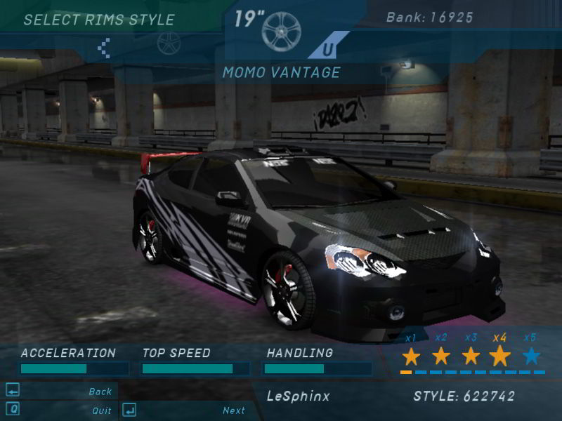 need for speed underground pc. Black Bedroom Furniture Sets. Home Design Ideas