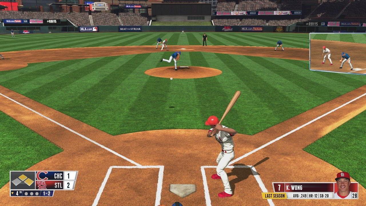 Скачать игру бейсбол на компьютер