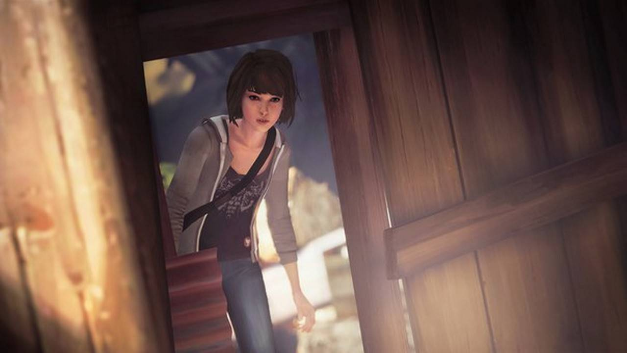 Life Is Strange: Episodes 1-4 - Dark Room